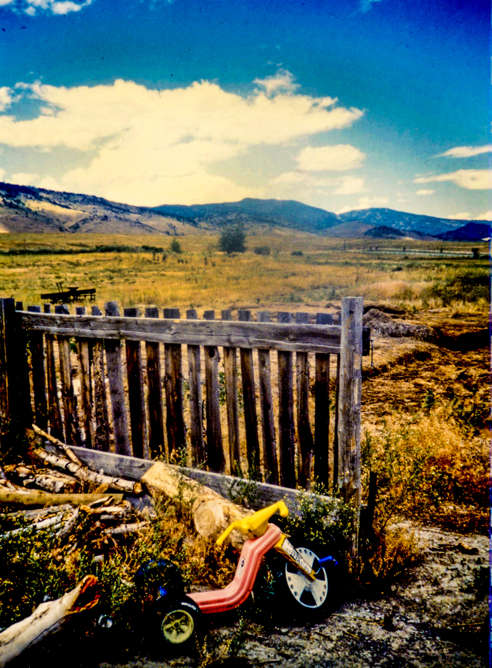 Boulder Valley Ranch - July 4, 1986