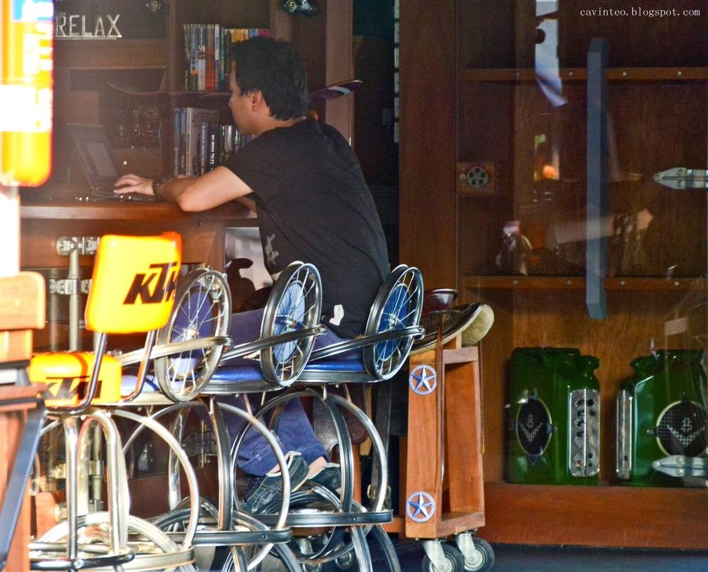 Handlebar - Singapore http://www.handlebaroriginal.com/