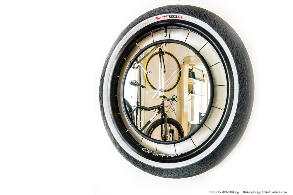 Mirror Clock - from $160