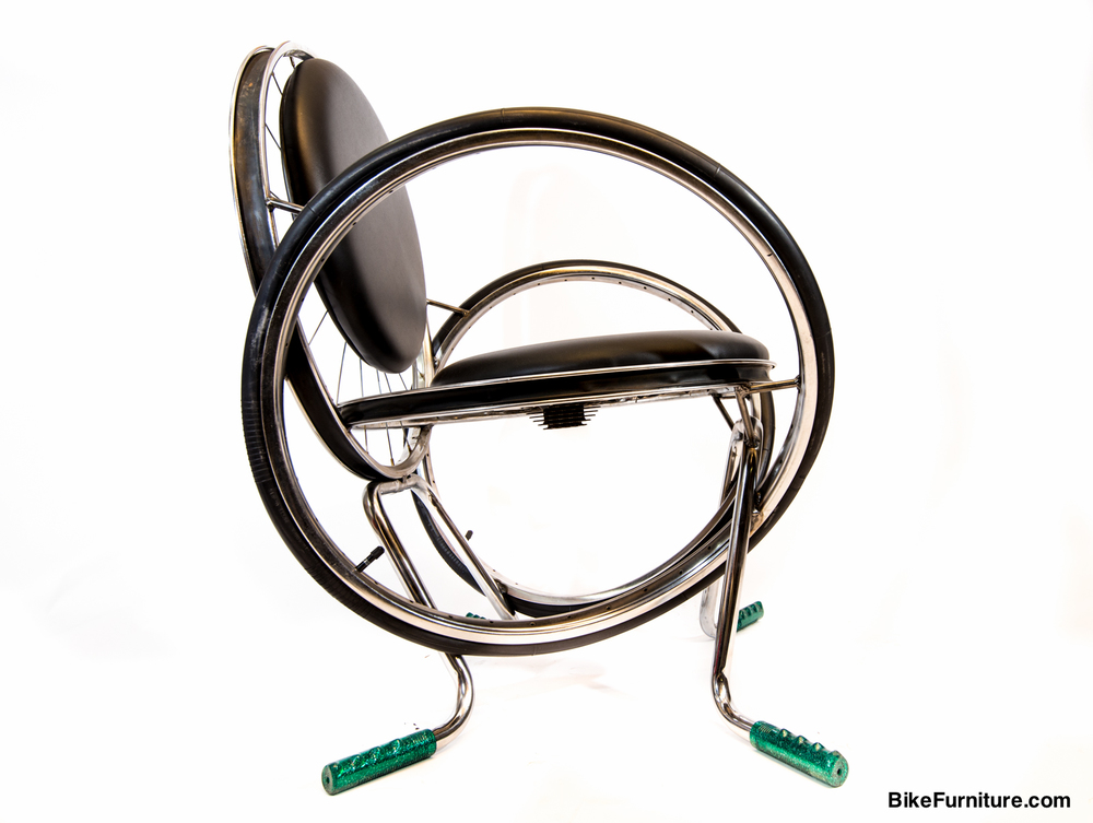 """Milano Chair - Dining Version 18"""" seat height - qty 2 - COMPLETED"""