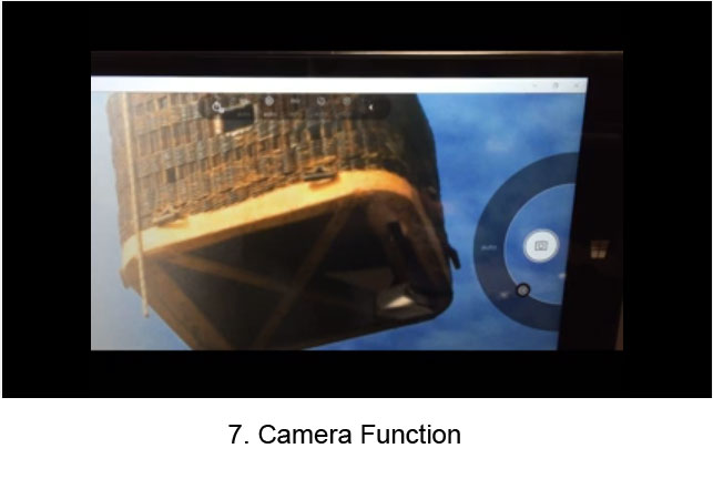 Camera Function