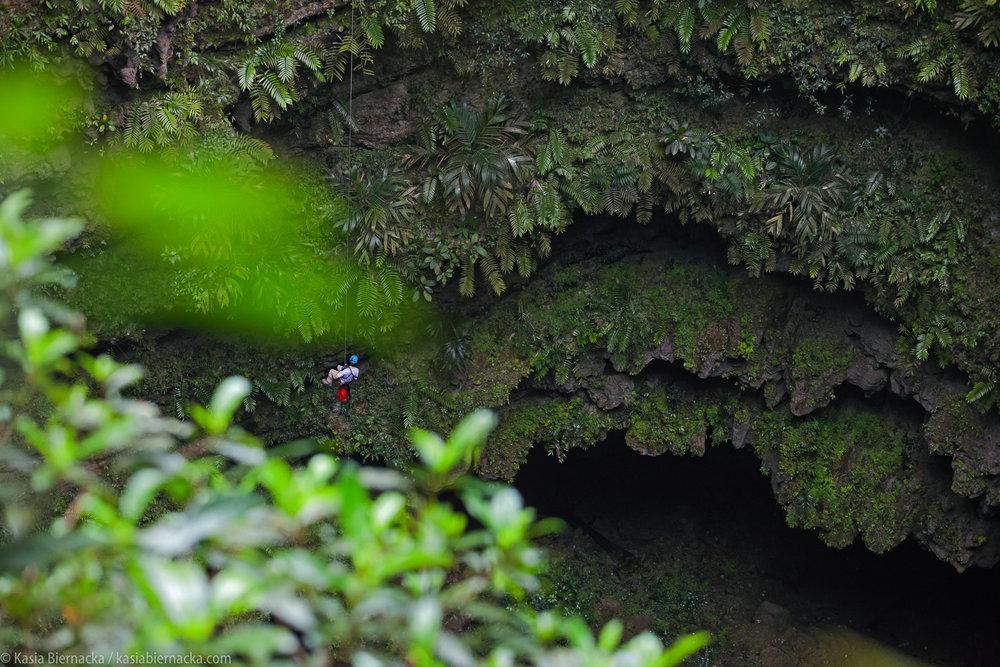 O harpiach, ślimakach, jaskiniach i dronach - … czyli czego szukaliśmy w rezerwacie górskim w południowym Belize.Jakie są najgroźniejsze stworzenia żyjące w selvie i co jedzą drapieżne harpie? Gdzie szukać nieznanych nauce gatunków mikroskopijnych mięczaków? Po co zjeżdżać na dno leja krasowego o głębokości 100 metrów? Jak za pomocą kamery termowizyjnej znaleźć wyjce? Kasia Biernacka opowie o wspartej przez grant National Geographic wyprawie eksploracyjnej w góry południowego Belize.Zamów spotkanie - kontakt.