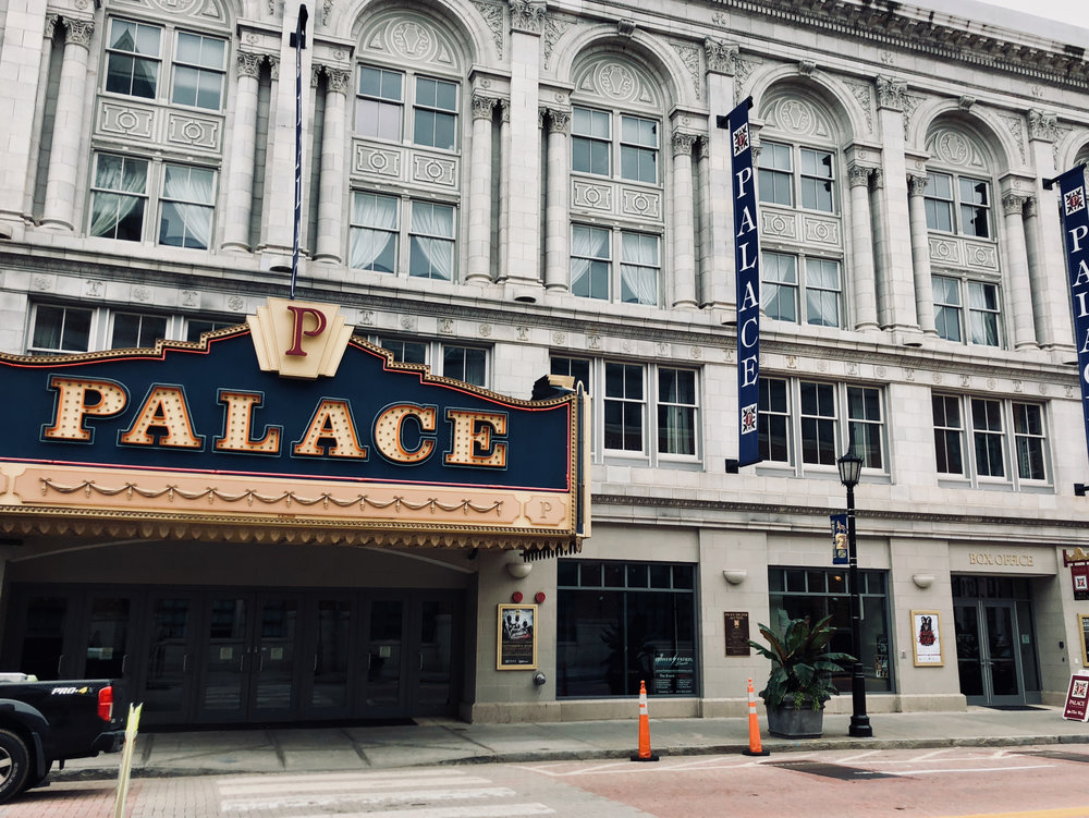 the palace in downtown waterbury