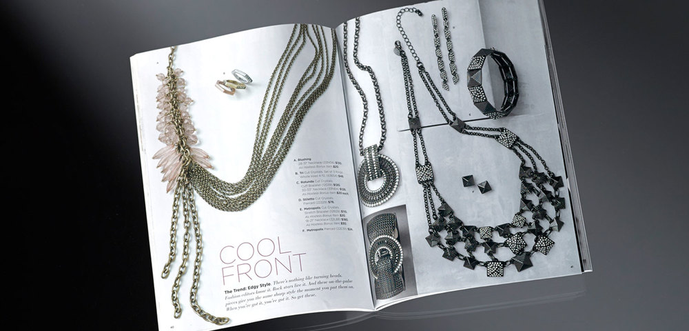 CATALOG SPREAD / PHOTOGRAPHY: ANITA COLERO