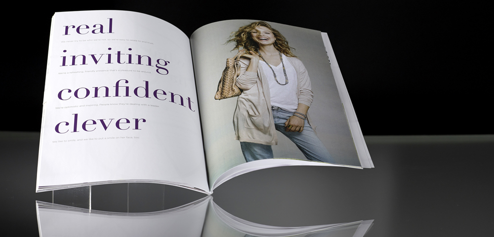 BRAND  BOOK SPREAD