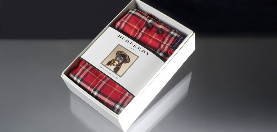 BOXER'S PACKAGING