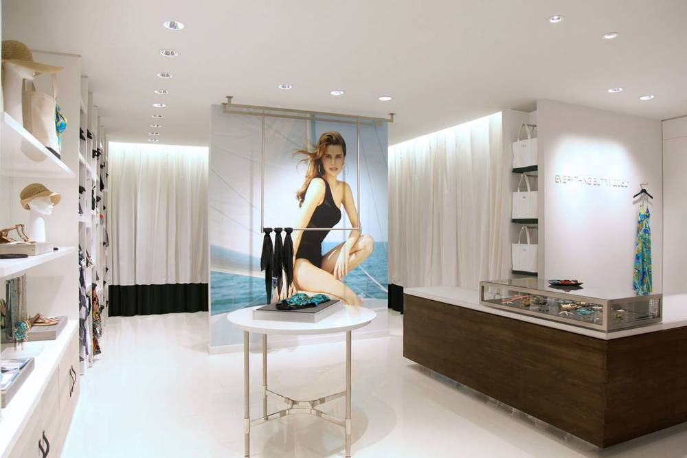 STORE INTERIORS by  MNA