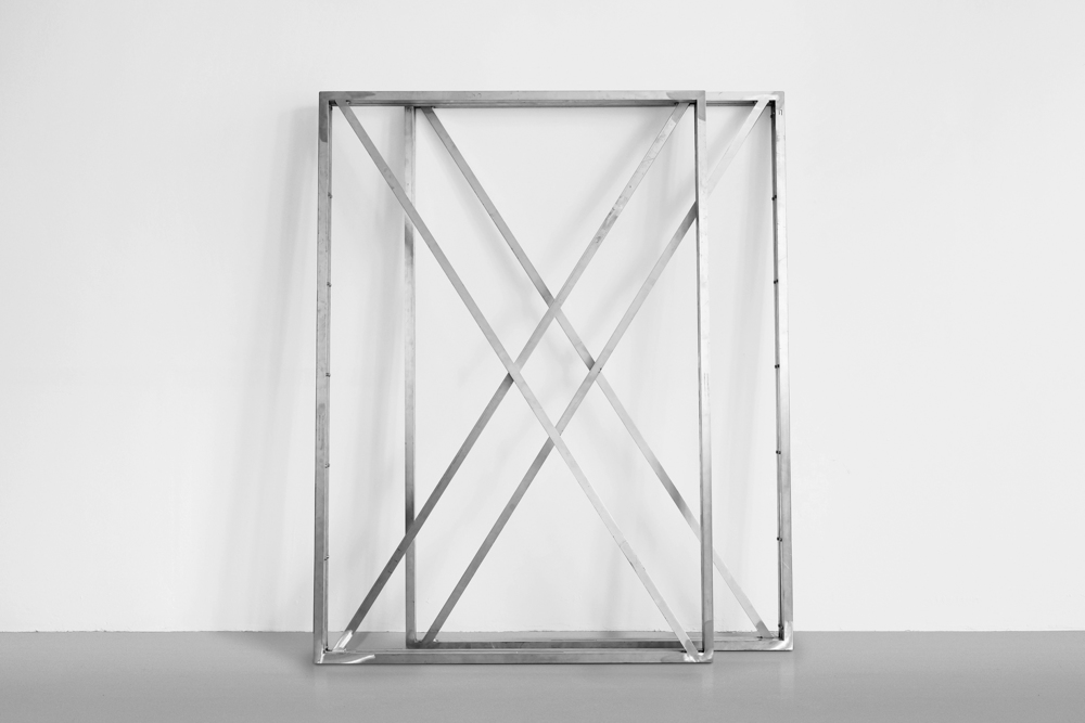 Double, 2014, Aluminium, Variable dimensions