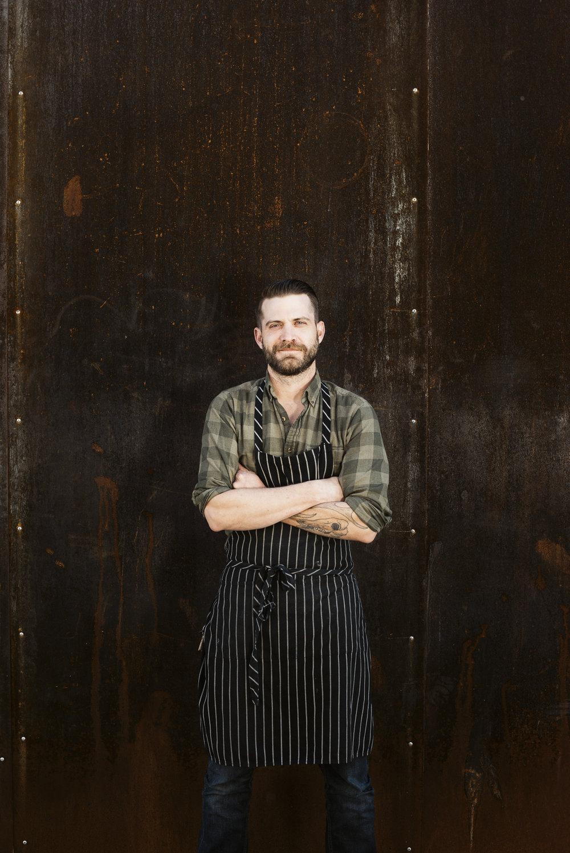 Chef Josiah Mcgaughey of Salt & Smoke for Beer Advocate