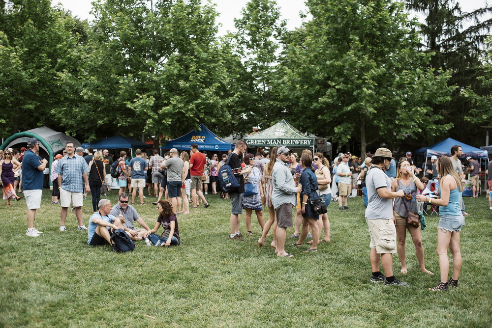 Beer City Festival 2017 in Asheville North Carolina by Jack Sorokin Photography