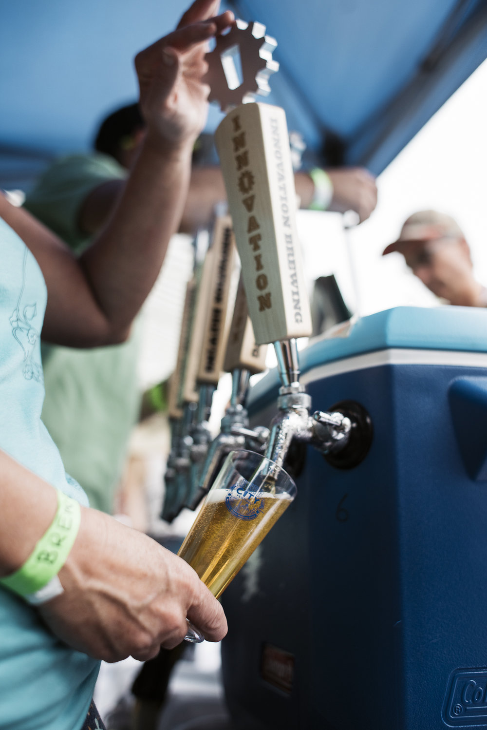 Innovation Brewing at Beer City Fest 2017 in Asheville North Carolina by Jack Sorokin Photography