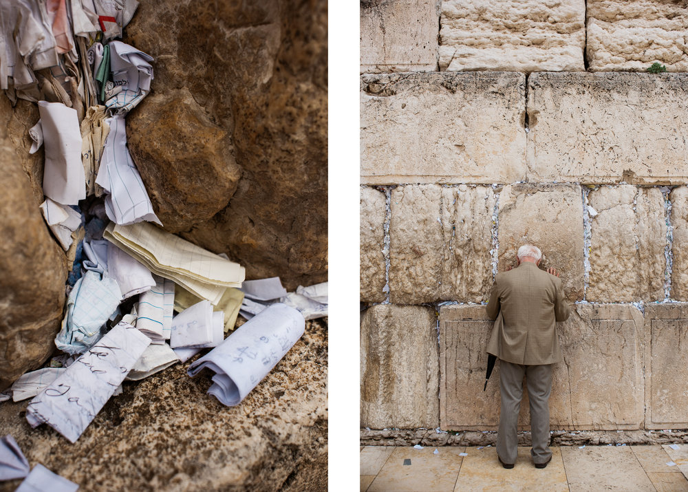 israel jack sorokin middle east photography fine art travel  western wall messages notes jewish judaism