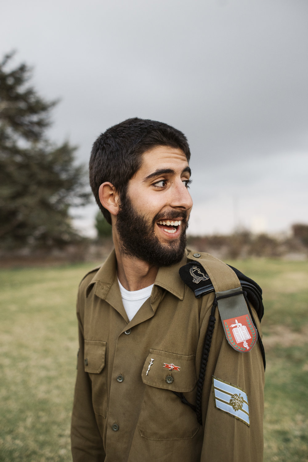 israel jack sorokin middle east photography fine art travel jewish judaism idf solider happy laughing joy