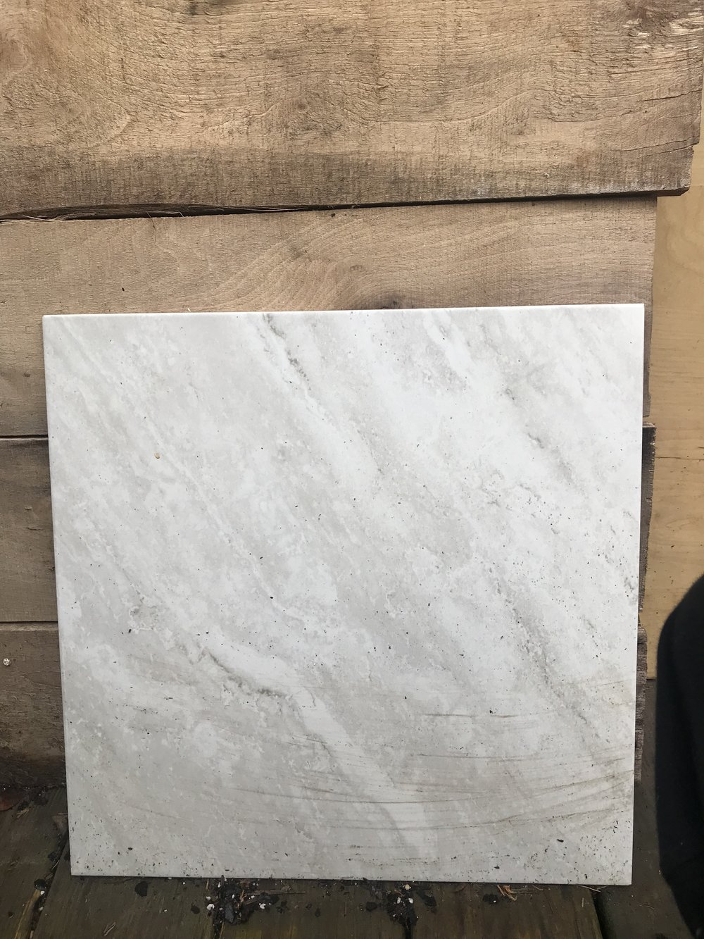 Ceramic Tile Marble Imitation