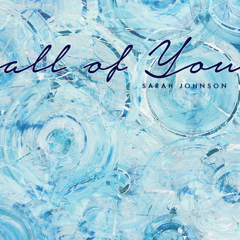 "Background image: ""life to the full"" by Sarah Johnson"