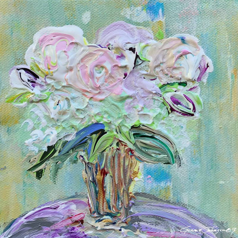 Bouquet of Blessings (pink pastel)