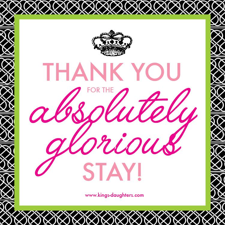 Glorious Stay .jpg