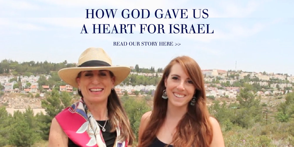 HOW WE RECEIVED A HEART FOR ISRAEL.