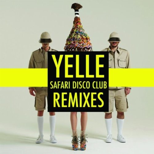 Yelle - Que Veux Tu - kap10kurt Remix  (remixing, audio editing, engineering)