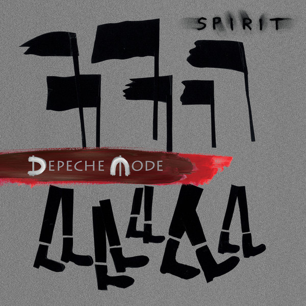 Depeche Mode - Spirit  (programming, songwriting, performing)