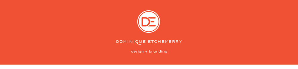 Dominique Etcheverry :: design + branding