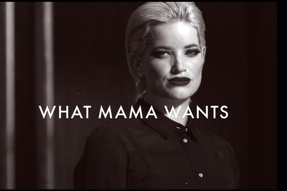 WHAT MAMMA WANTS BY RYAN WEATROWSKI