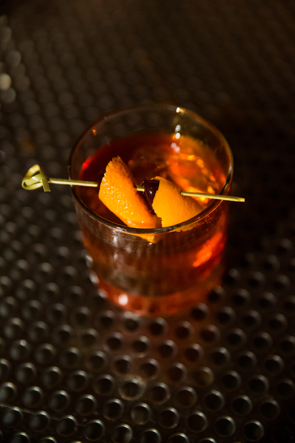 Voila! An Old Fashioned.