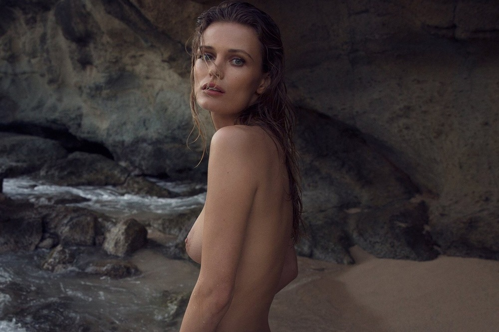 Edita Vilkeviciute by  Alex Cayley