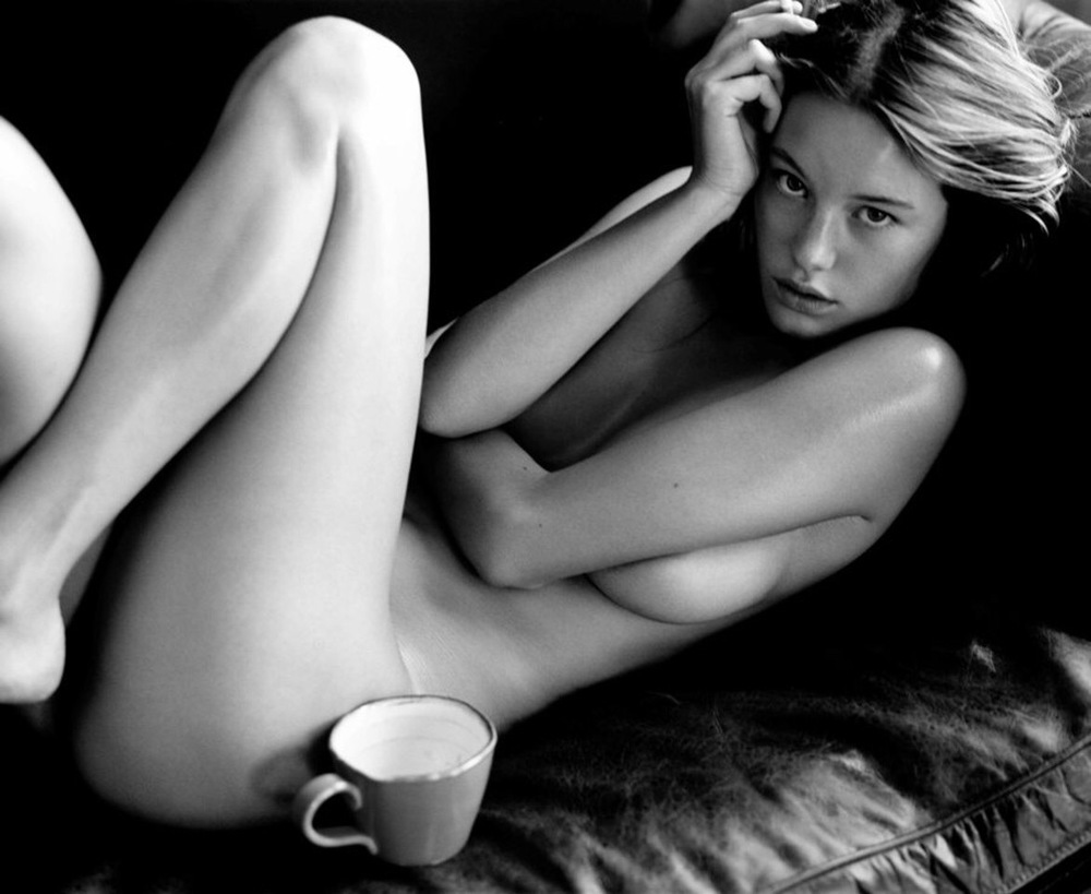 Camille Rowe by  Vincent Peters