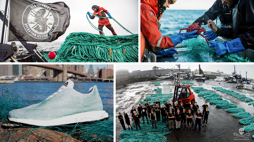 sports shoes 11960 7ba19 At UN x Parley, creators, thinkers and leaders from the worlds of fashion,  art, design, science and environmentalism gathered at the United Nations ...