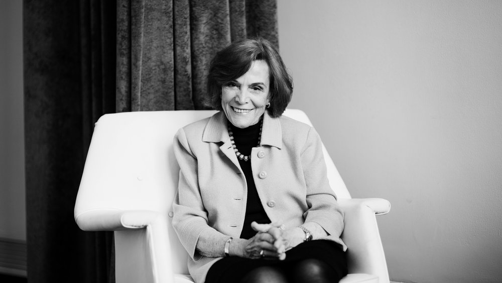 'Her Deepness' and Chief Parley Science Office, Dr. Sylvia Earle