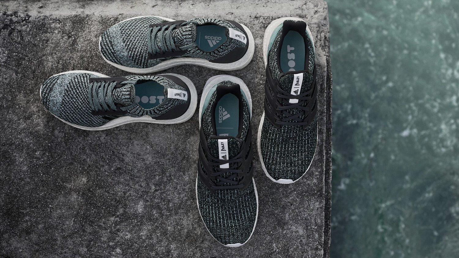 0346e45ebcd32 adidas Parley and Marc ter Stegen Launch UltraBOOST Parley — PARLEY
