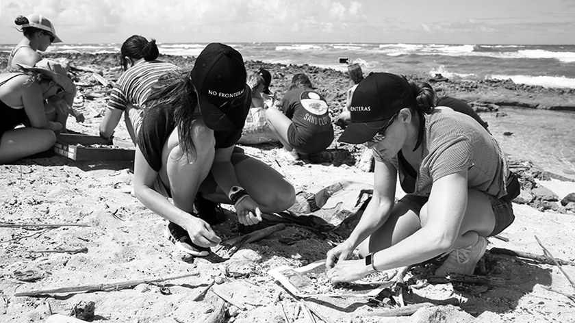 Crew-sift-for-micro-plastics-eXXpedition-North-Pacific-2018---pre-voyage-crew-beach-clean-up-with-Sustainable-Coastlines-Hawaii-in-Hawaii-23-June-(c)-exxpedition-and-Eleanor-Church.jpg