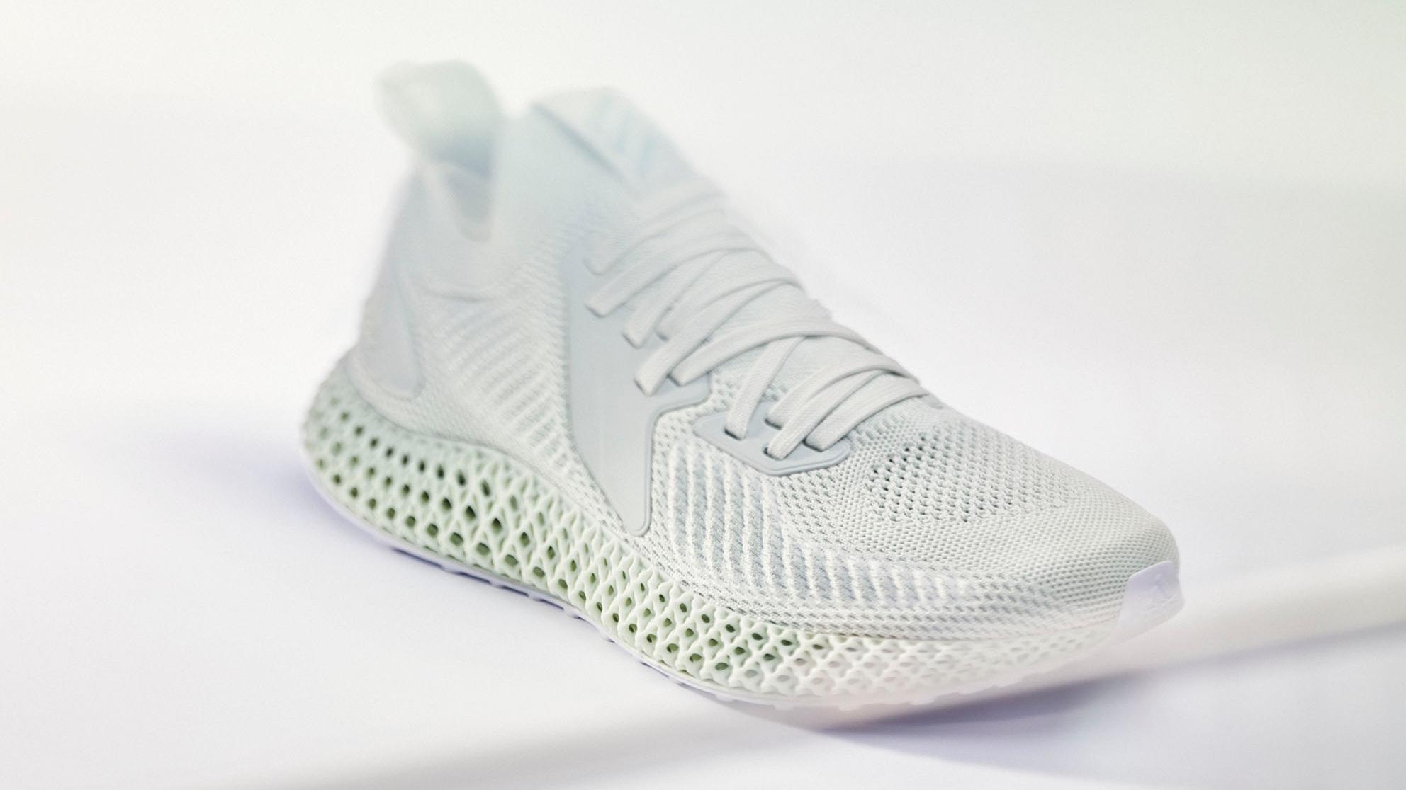 adidas x Parley: ALPHAEDGE 4D — PARLEY