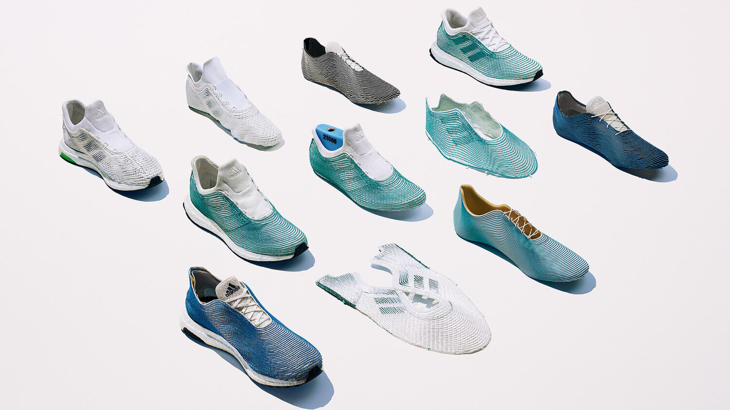 mecanismo peine Parlamento  ADIDAS X PARLEY — PARLEY