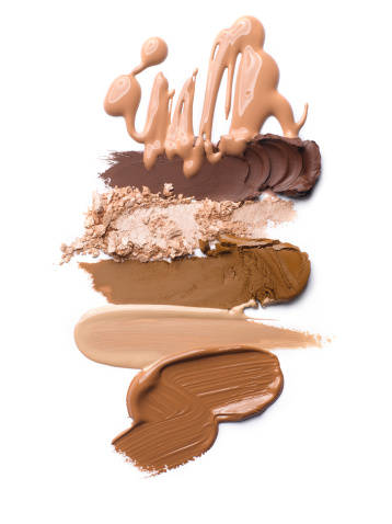 foundation types application how to contour without