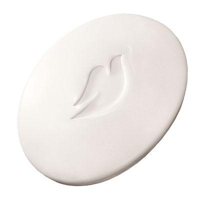 Stop Using Soap on Your Skin- even Sensitive Skin Dove Soap.