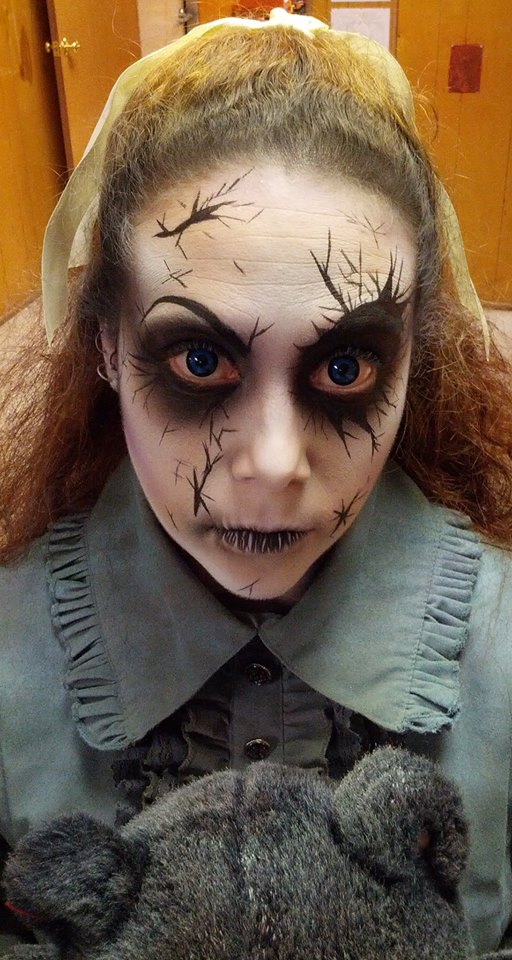 How To Create Halloween Looks With Makeup You Already Own Ethereal