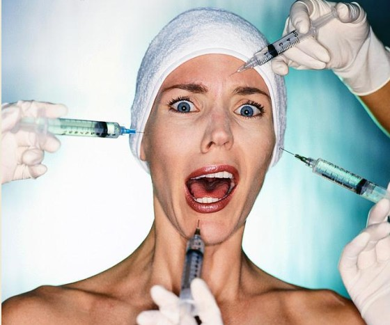 Photo by Veronica Lauritson. Needles vs Bottles- The Truth About Botox vs Skin Care etherealauraspa.com/blog