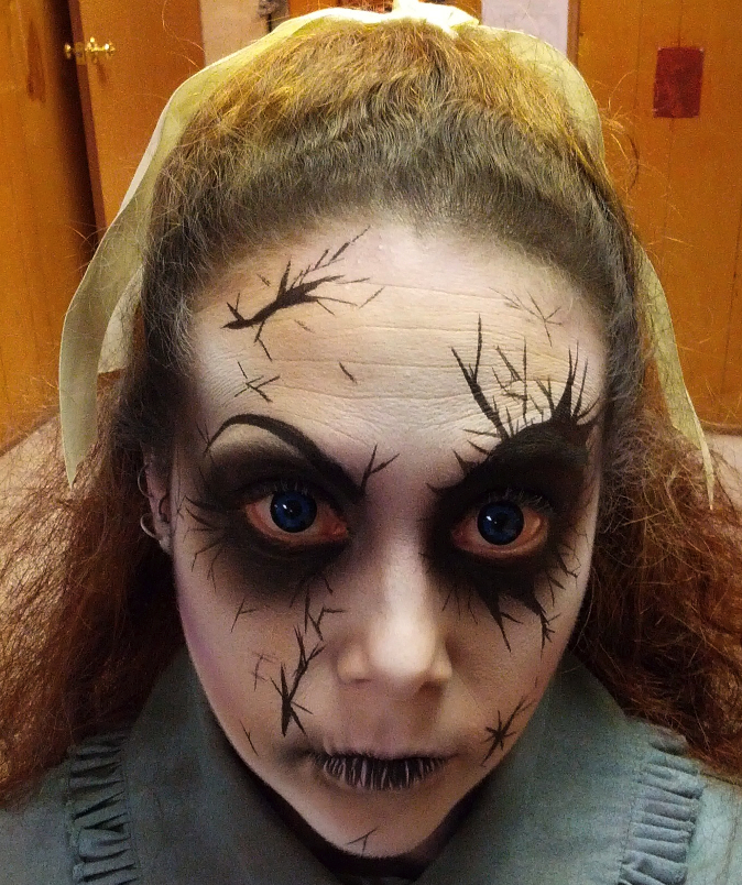 How to Create  Halloween Looks  With Makeup You Already Own