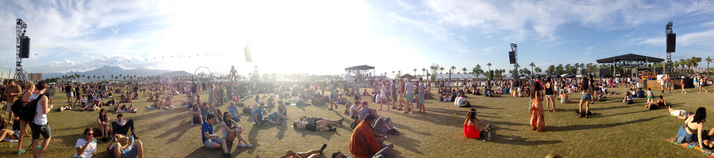 Pano while listening to The Head and The Heart