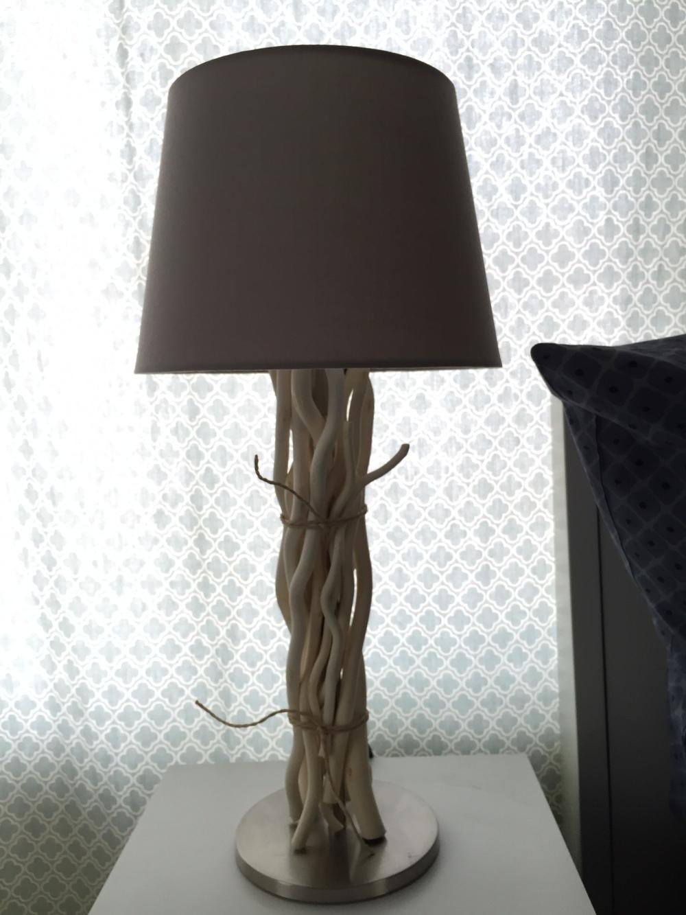 Diy Driftwood Lamps Ikea Hack Stephanie Mae Foster
