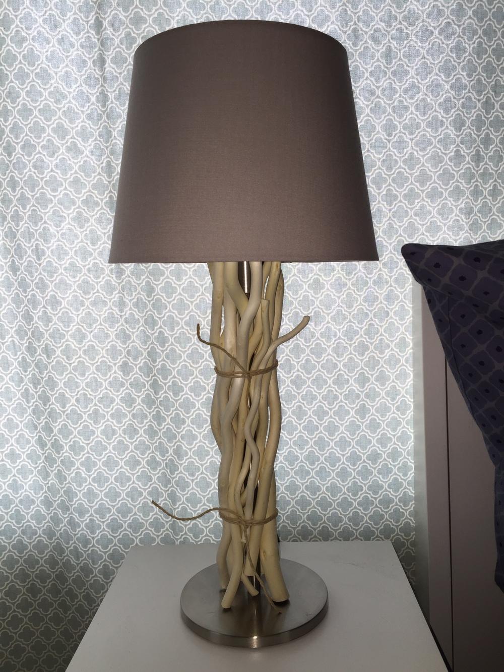 Driftwood lamps ikea hackers ikea hackers - Diy Driftwood Lamps Ikea Hack Stephanie Mae Foster