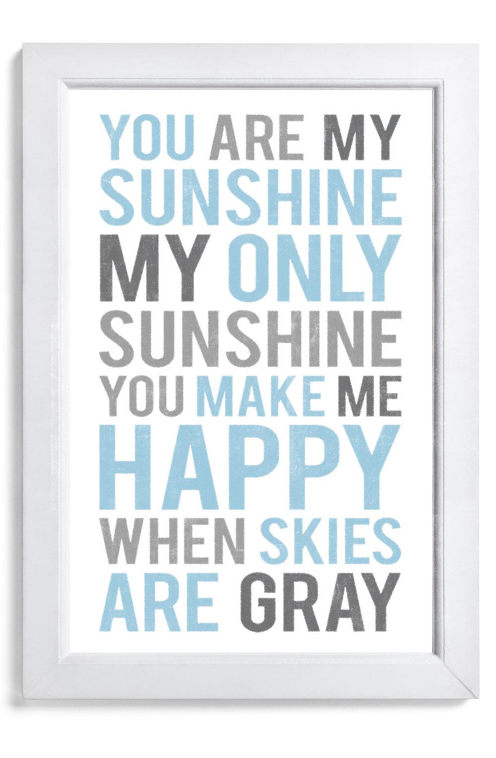 Sunshine Baby Print FRAMED.jpg