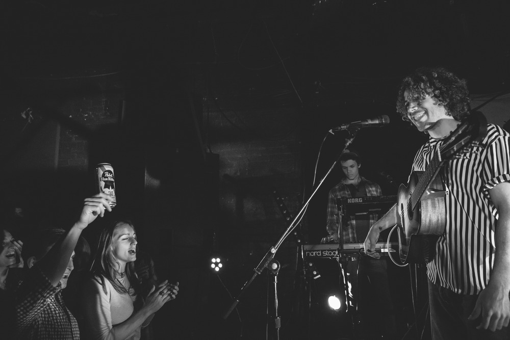 Lewis Del Mar – Black Cat – Washington, DC