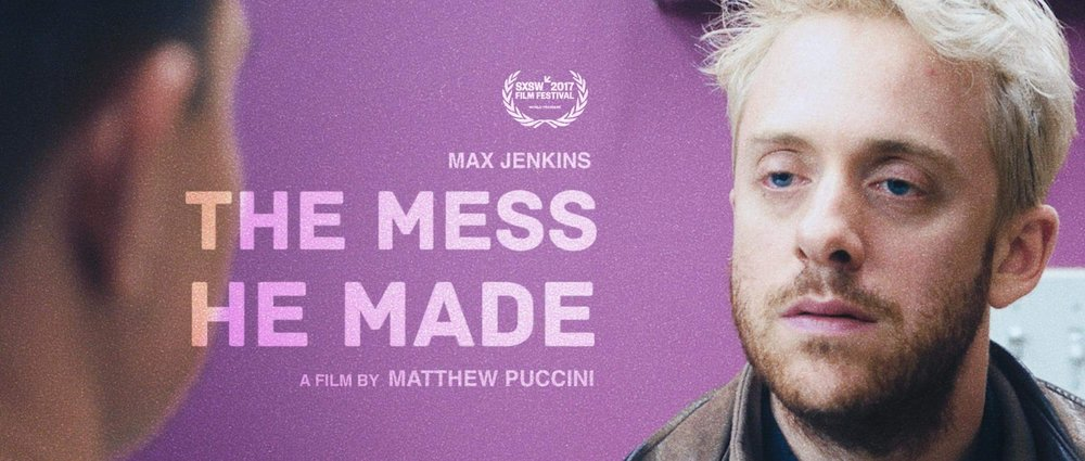 "Still from ""The Mess He Made,"" directed by Matthew Puccini"