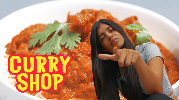 CURRY SHOP
