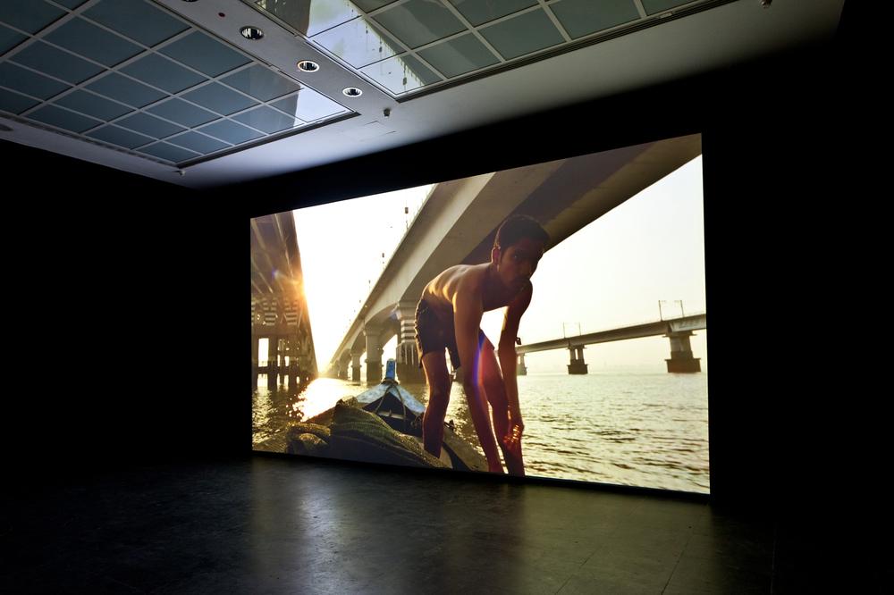 Installation View: Frankfurter Kunstverein, 2010