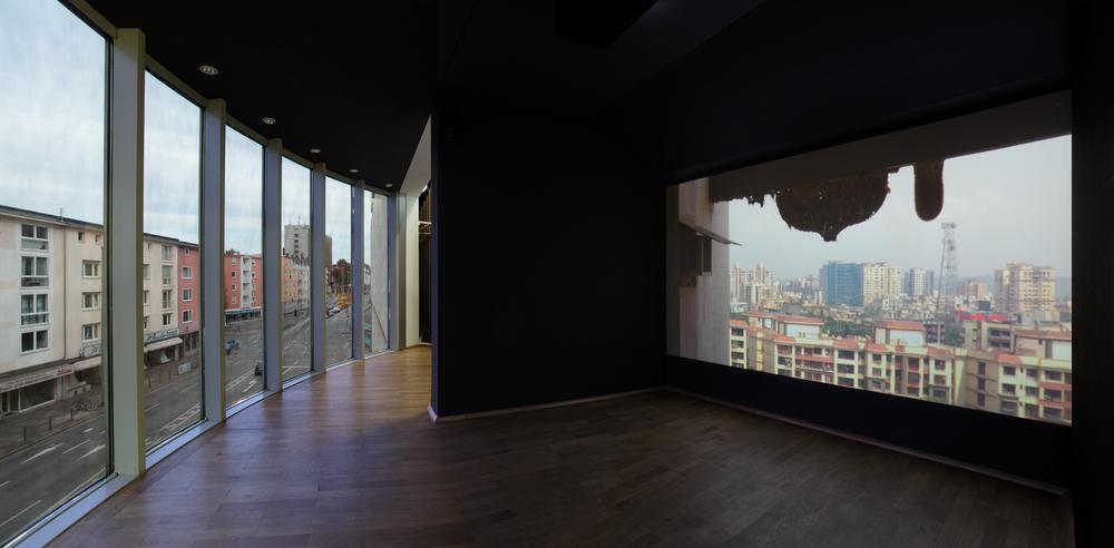 Installation View: MMK Museum für Moderne Kunst Frankfurt am Main, 2012