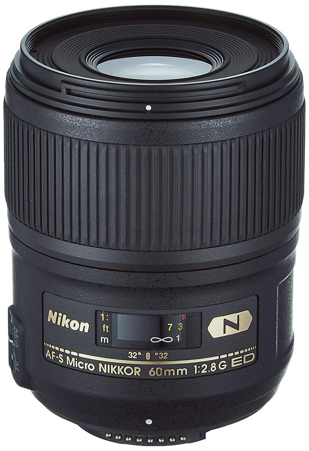 Nikon AF-S NIKKOR 60mm f2.8G ED Micro/Macro